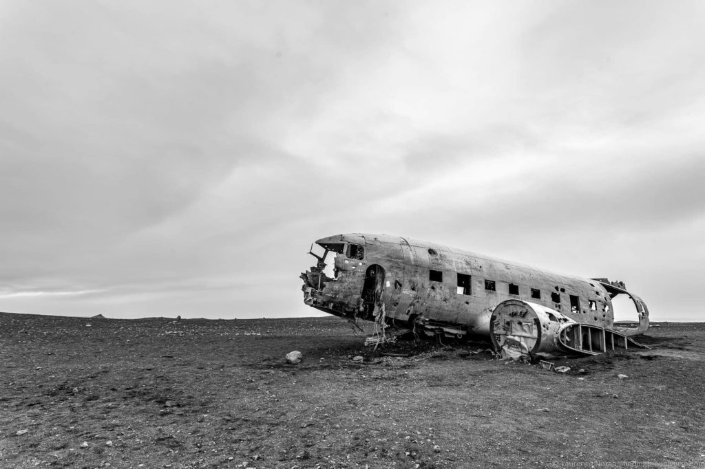 How to Find The Iceland Plane Crash - The DC3 Plane Wreck on