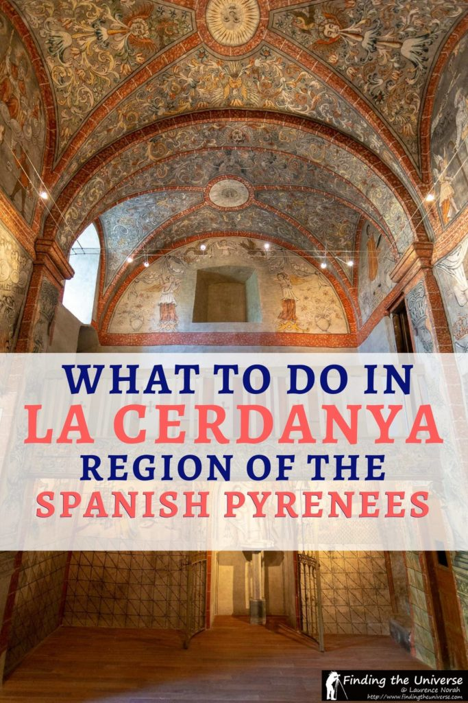 Detailed guide to visiting La Cerdanya region of Spain, including tips for what to do in La Cerdanya, how to get around, where to stay and more!