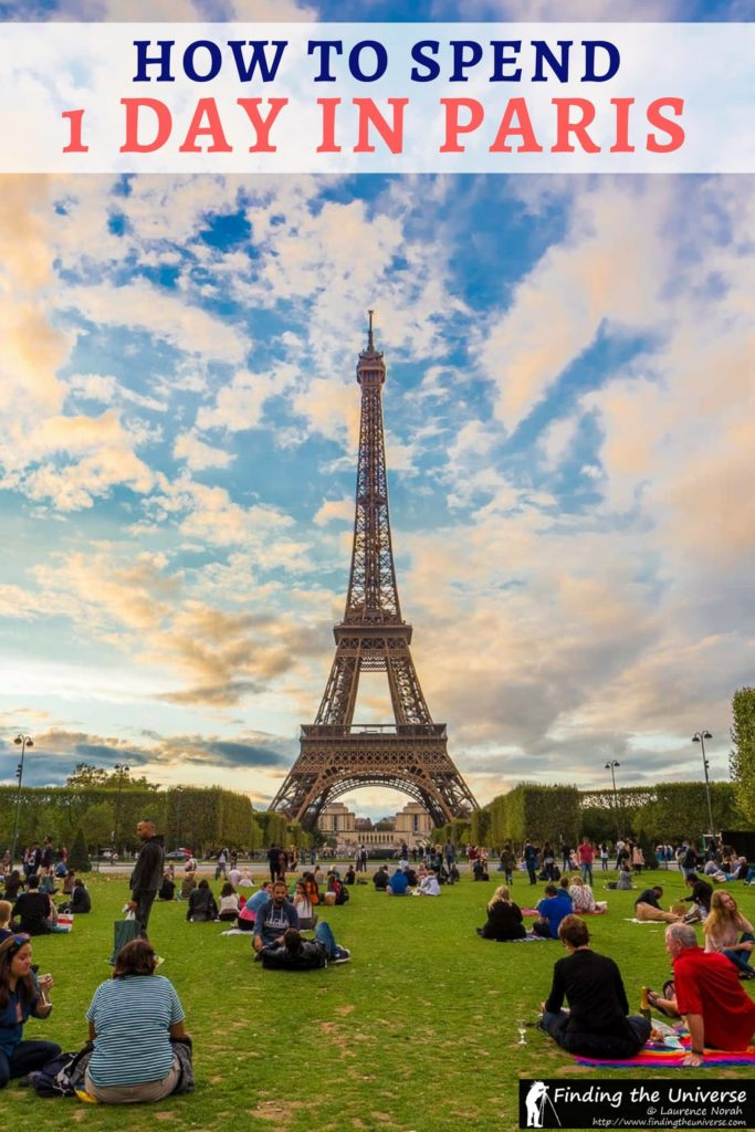 Detailed guide to spending a day in Paris, including which attractions to visit in Paris, how to get around, how to save money and more!