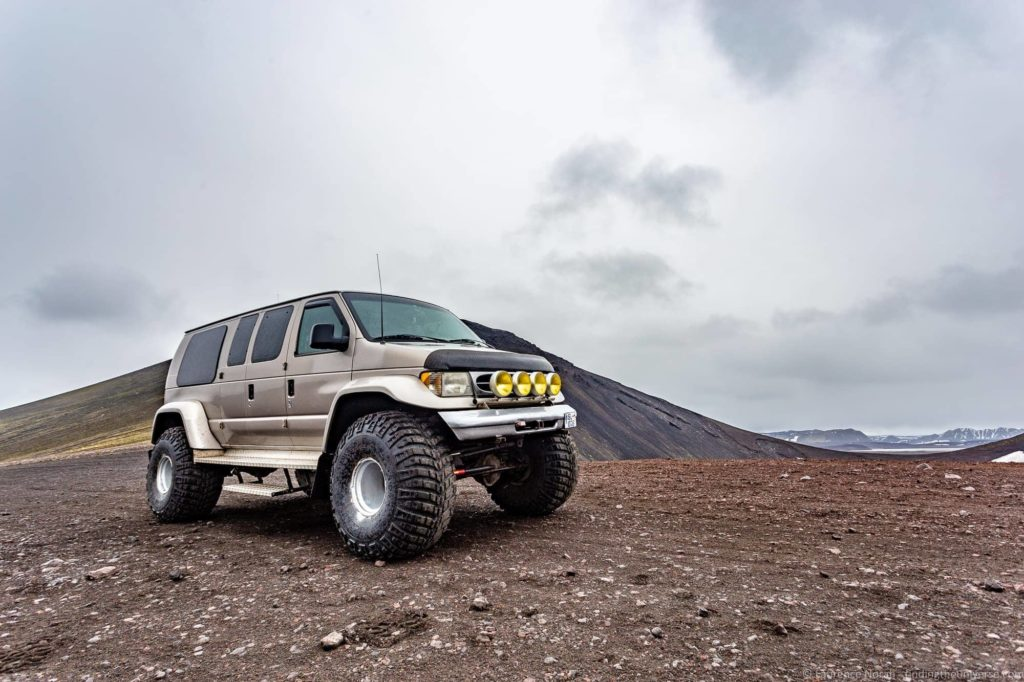 Super Jeep Tour of Iceland
