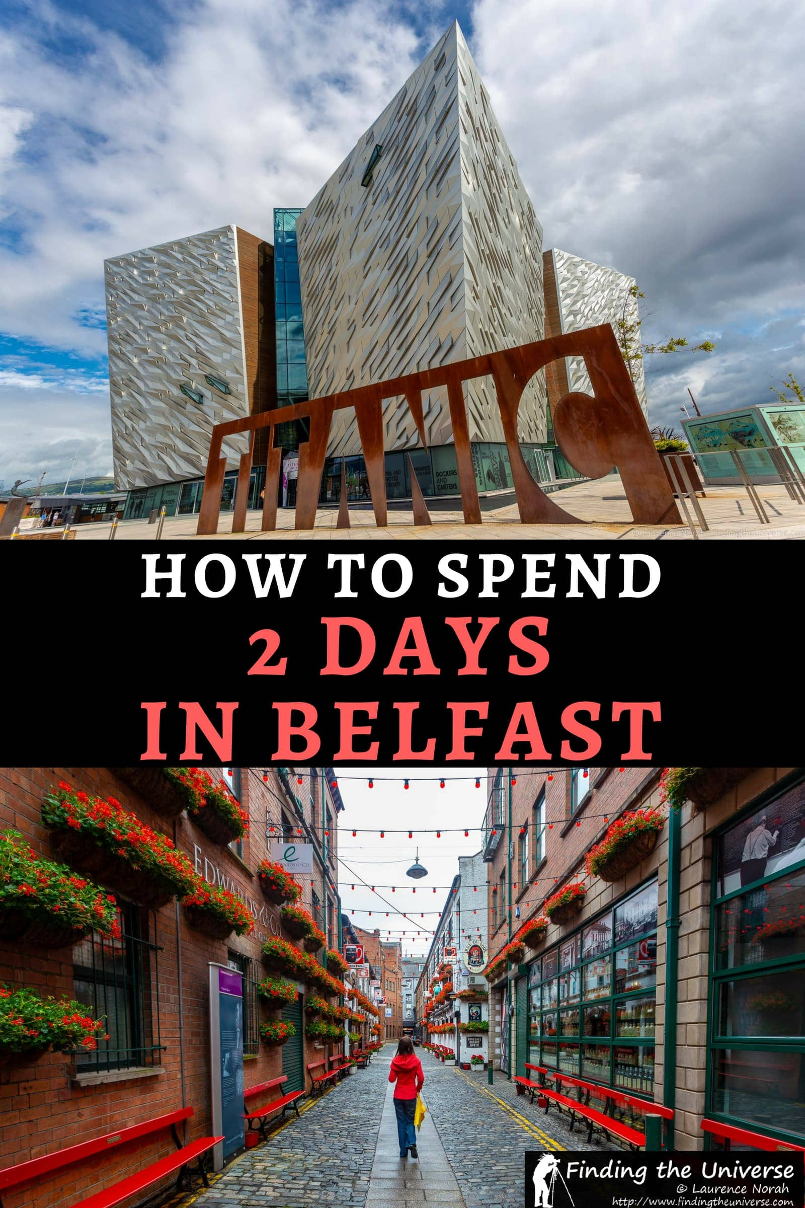 A detailed guide to spending 2 days in Belfast, including what to see in Belfast, tips on getting around, tours to take, and more!
