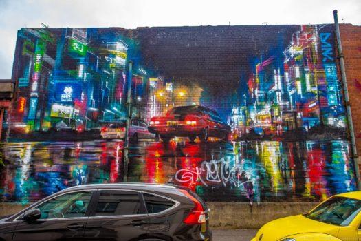 A Tour of The Street Art of Belfast