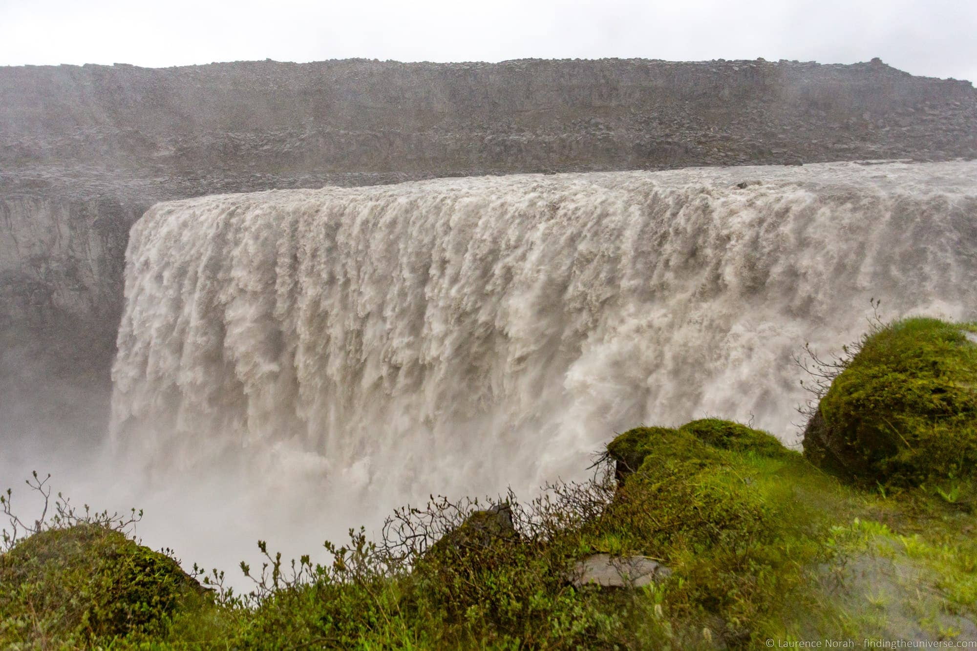 Ring road itinerary - Dettifoss Iceland