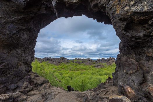 Game of Thrones Iceland filming locations - Dimmuborgir