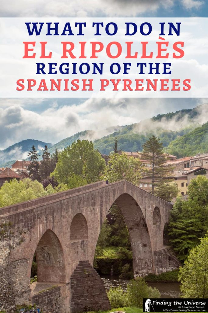 A detailed guide to what to do in the El Ripollès region of the Spanish Pyrenees, including what to see, highlights of the area, tips on getting here and around, and where to stay!