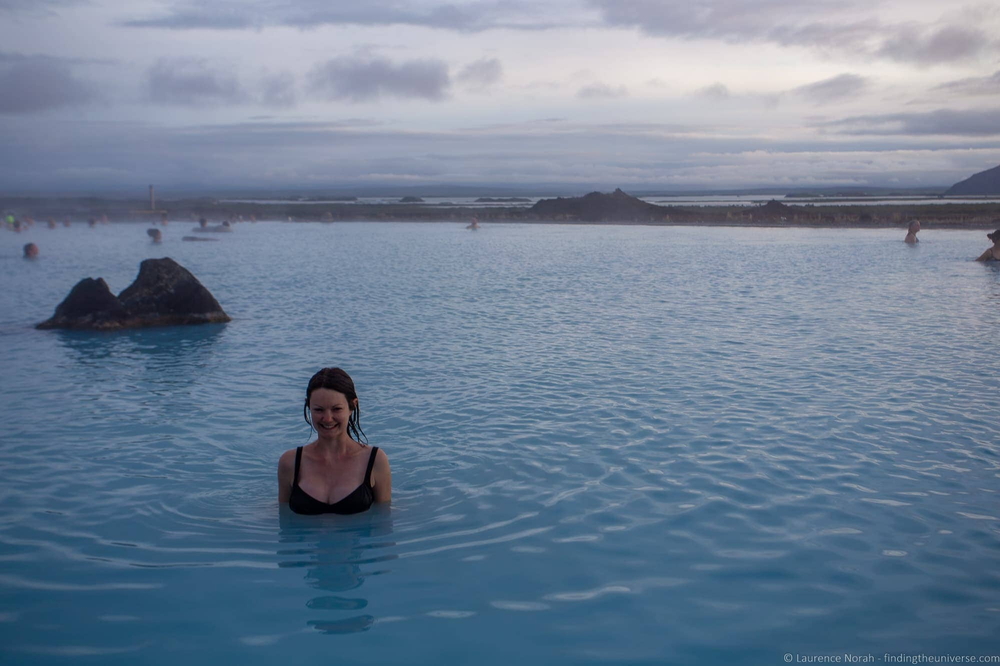 Lake Myvatn Nature Baths Iceland