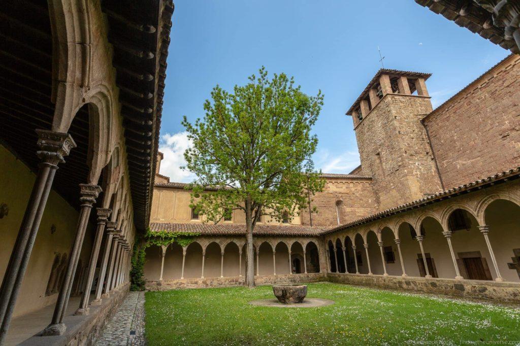 Monastery Sant Joan de Les Abadesses