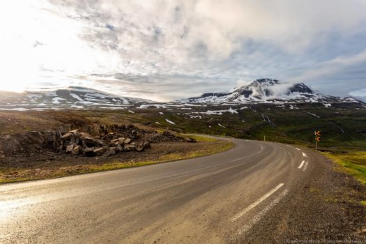 Iceland Ring Road Itinerary: Road to Seydisfjordur Iceland