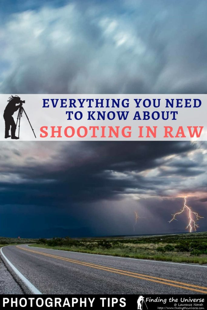 Ever wondered what RAW is in photography? This post will answer that question, as well comparing RAW vs JPG, advantages and disadvantages of RAW, and more!