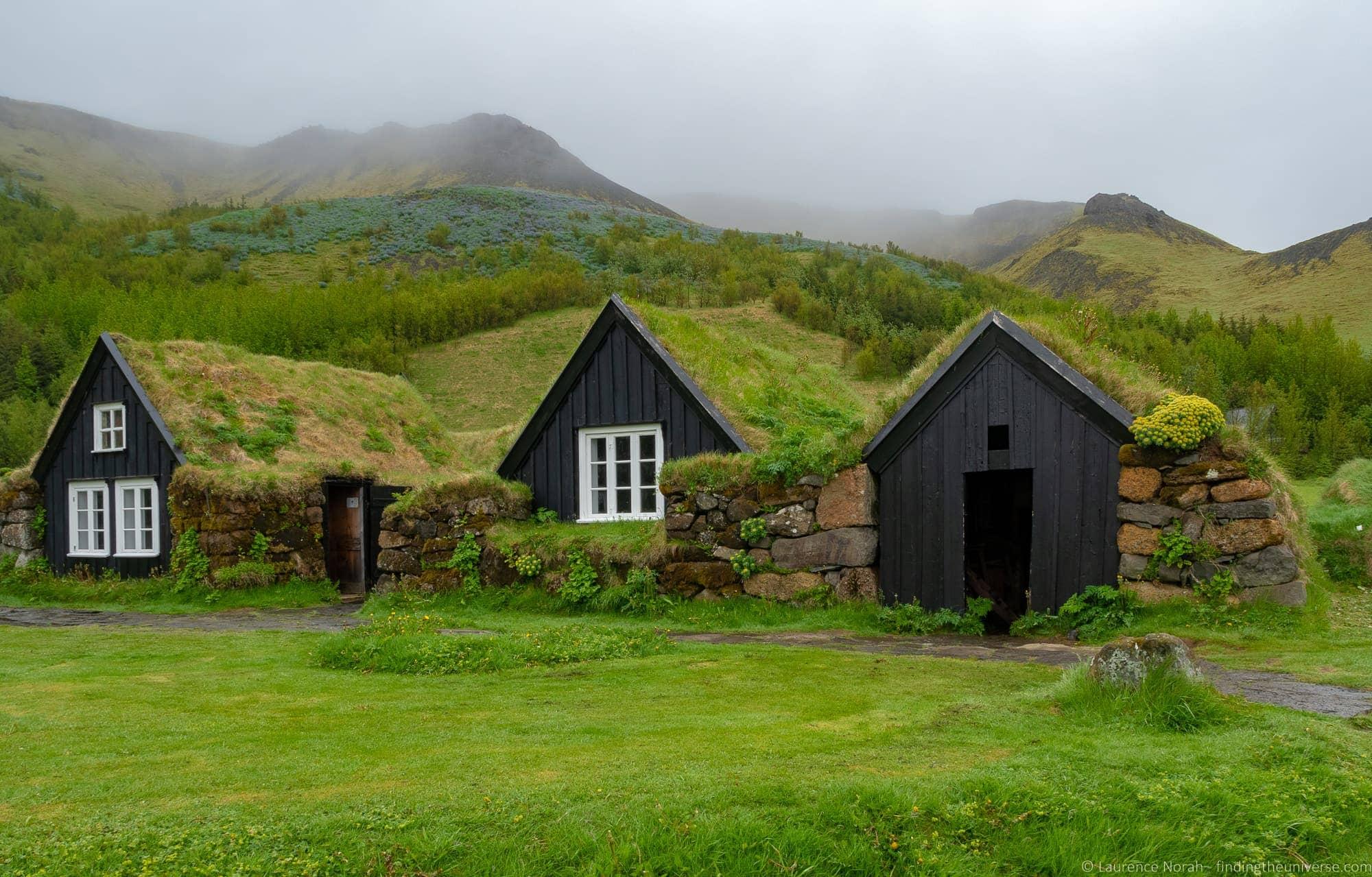 Skogar Museum Iceland