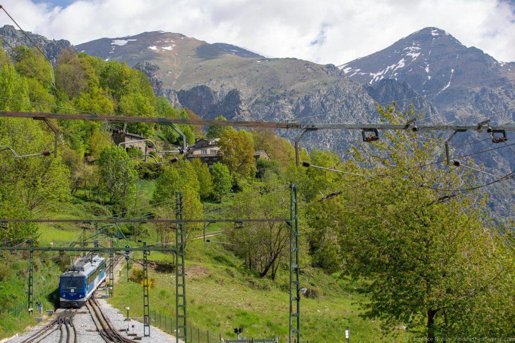 Vall de Nuria Rack Railway Queralbs