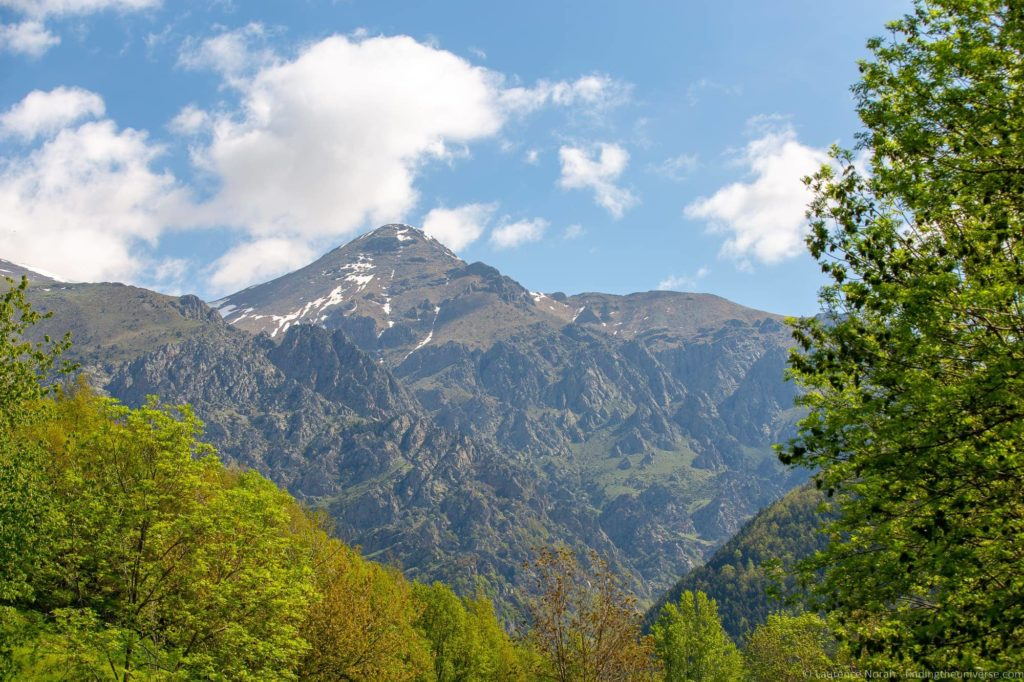 What do do in El Ripolles Spanish Pyrenees Catalonia