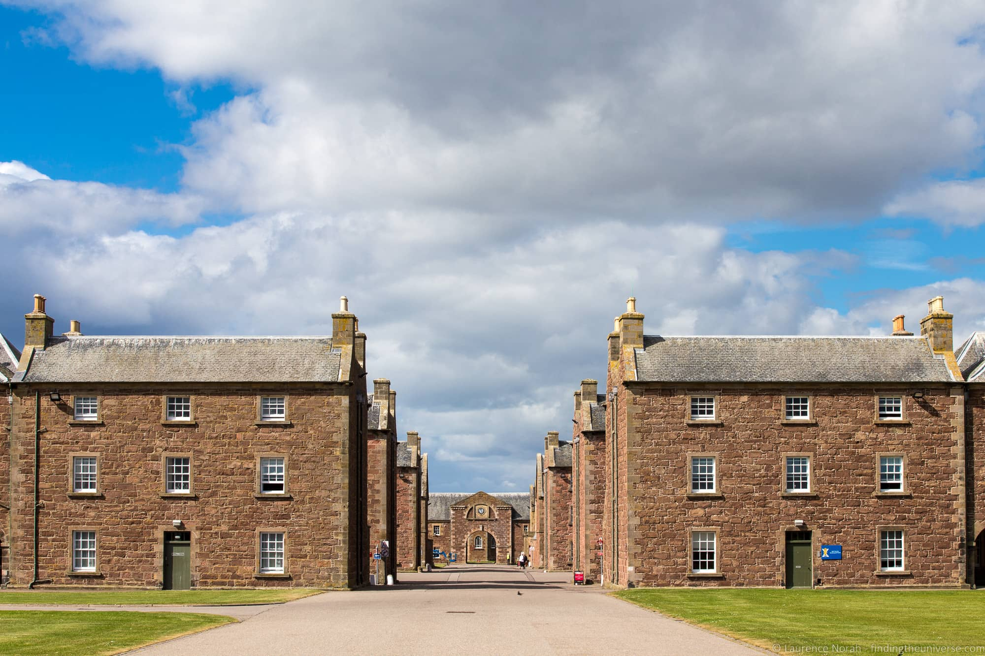 Fort George Inverness