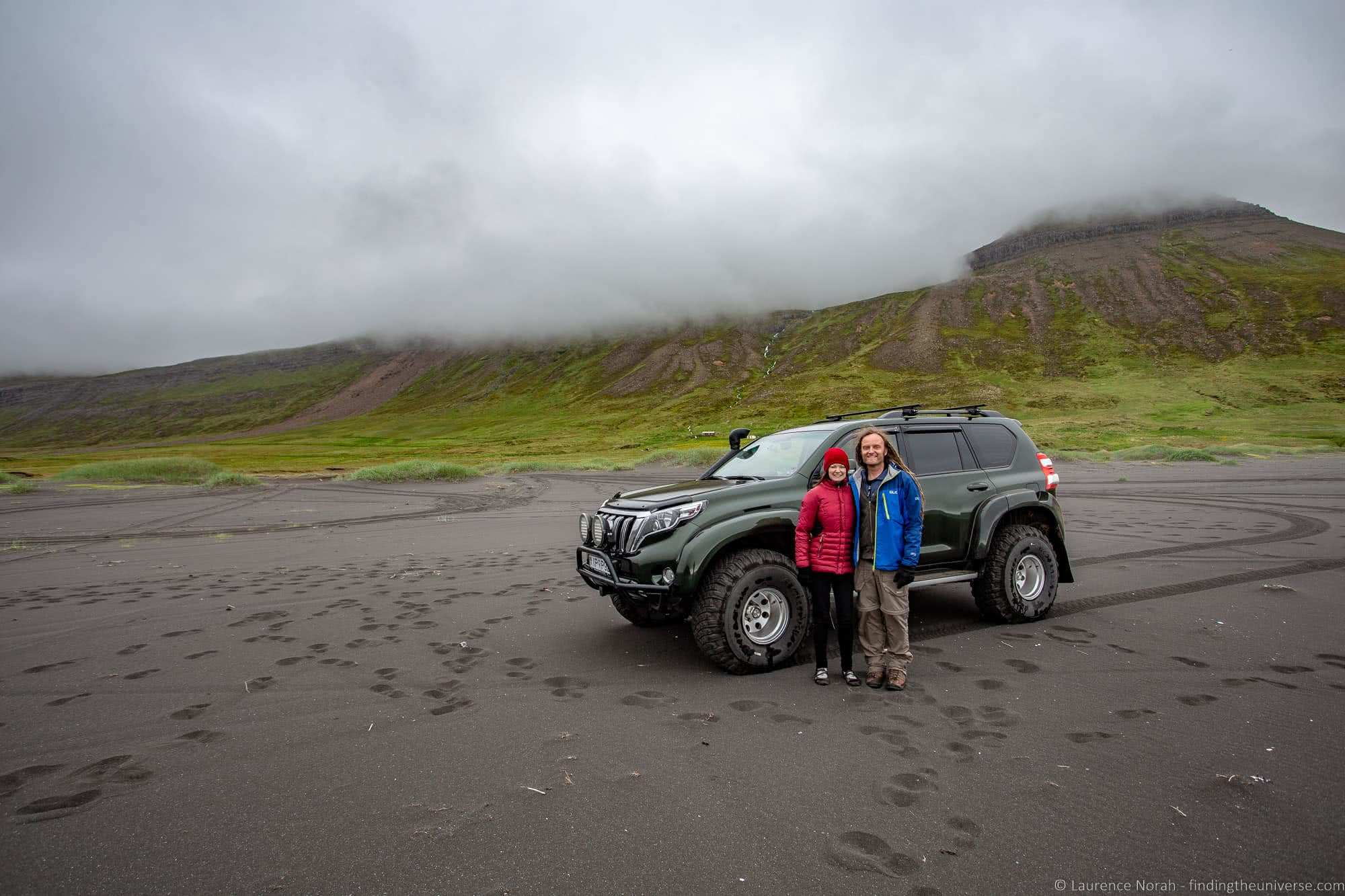 Iceland Toyota_by_Laurence Norah