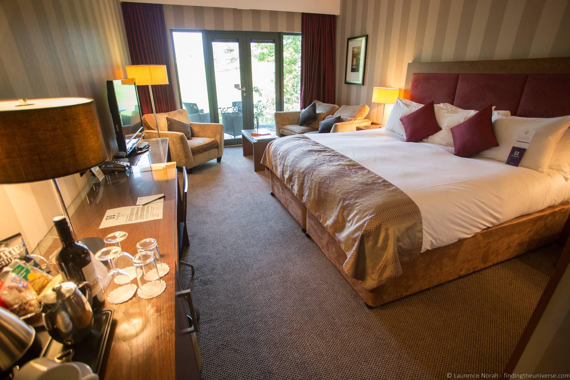 Kingsmills Hotel Iverness
