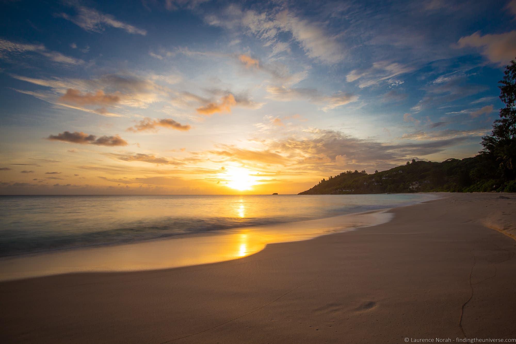 Best Beaches in the Seychelles - Anse Intendance Mahé