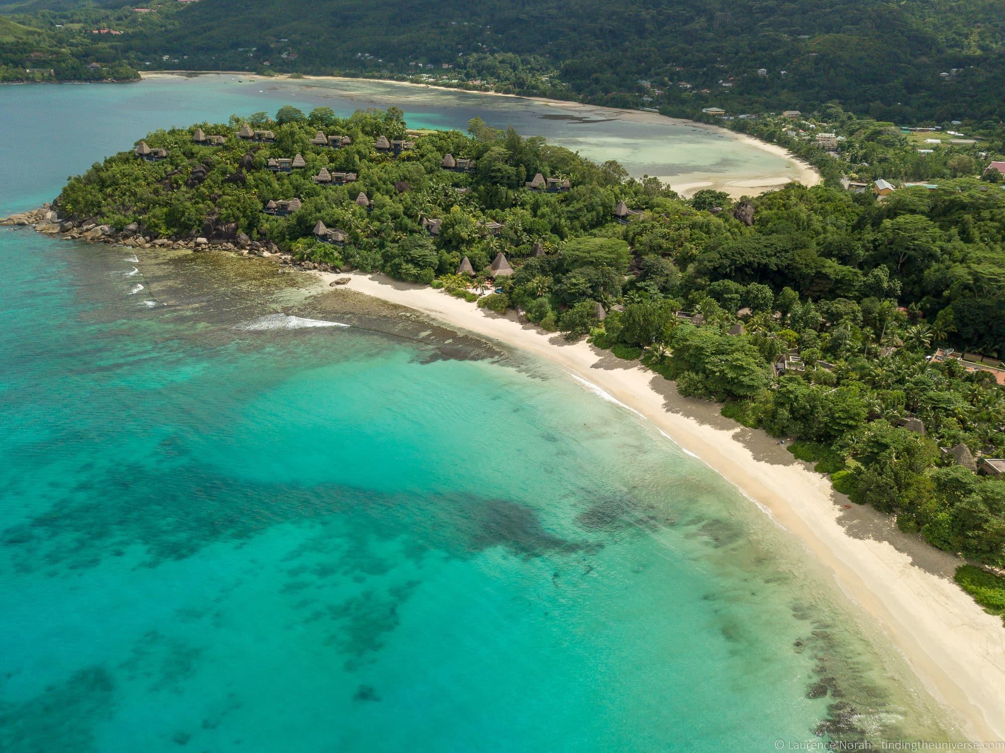 Best Beaches in the Seychelles - Anse Louis Mahé Seychelles