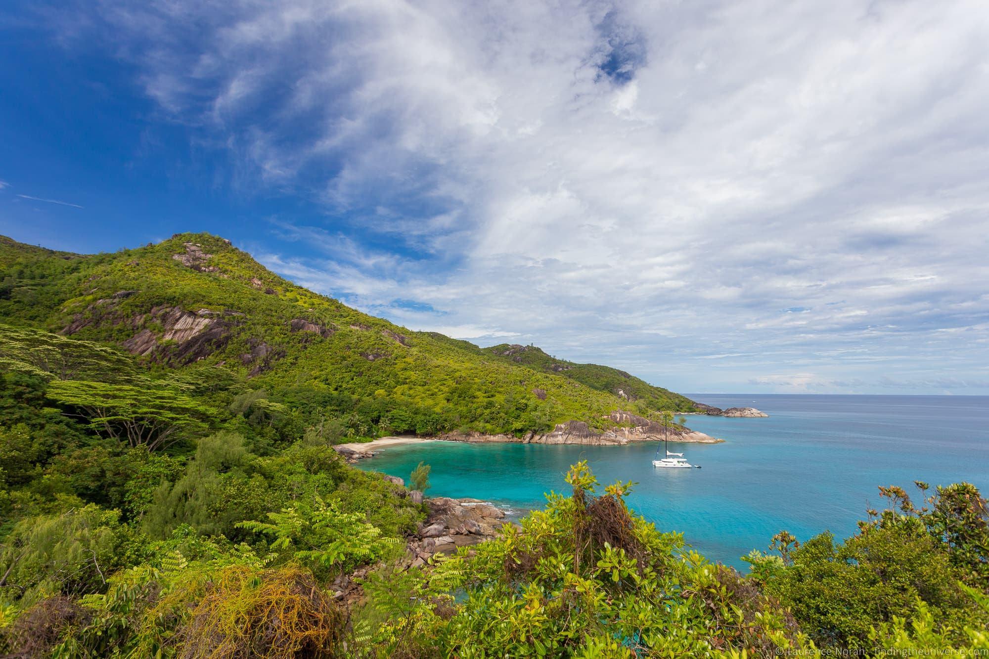 Anse Major Mahé Seychelles