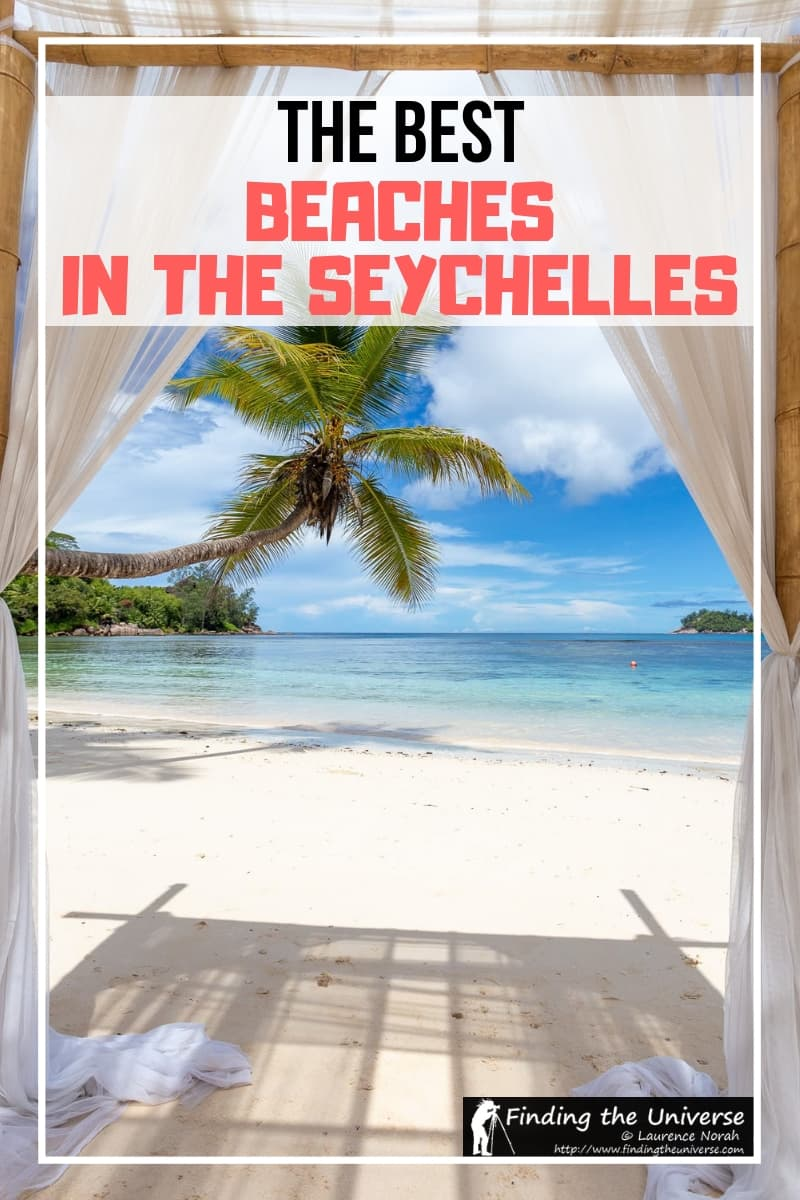 A guide to the best Seychelles beaches, covering a range of beaches in the Seychelles, from family friendly beaches to remote beaches and hidden gems!