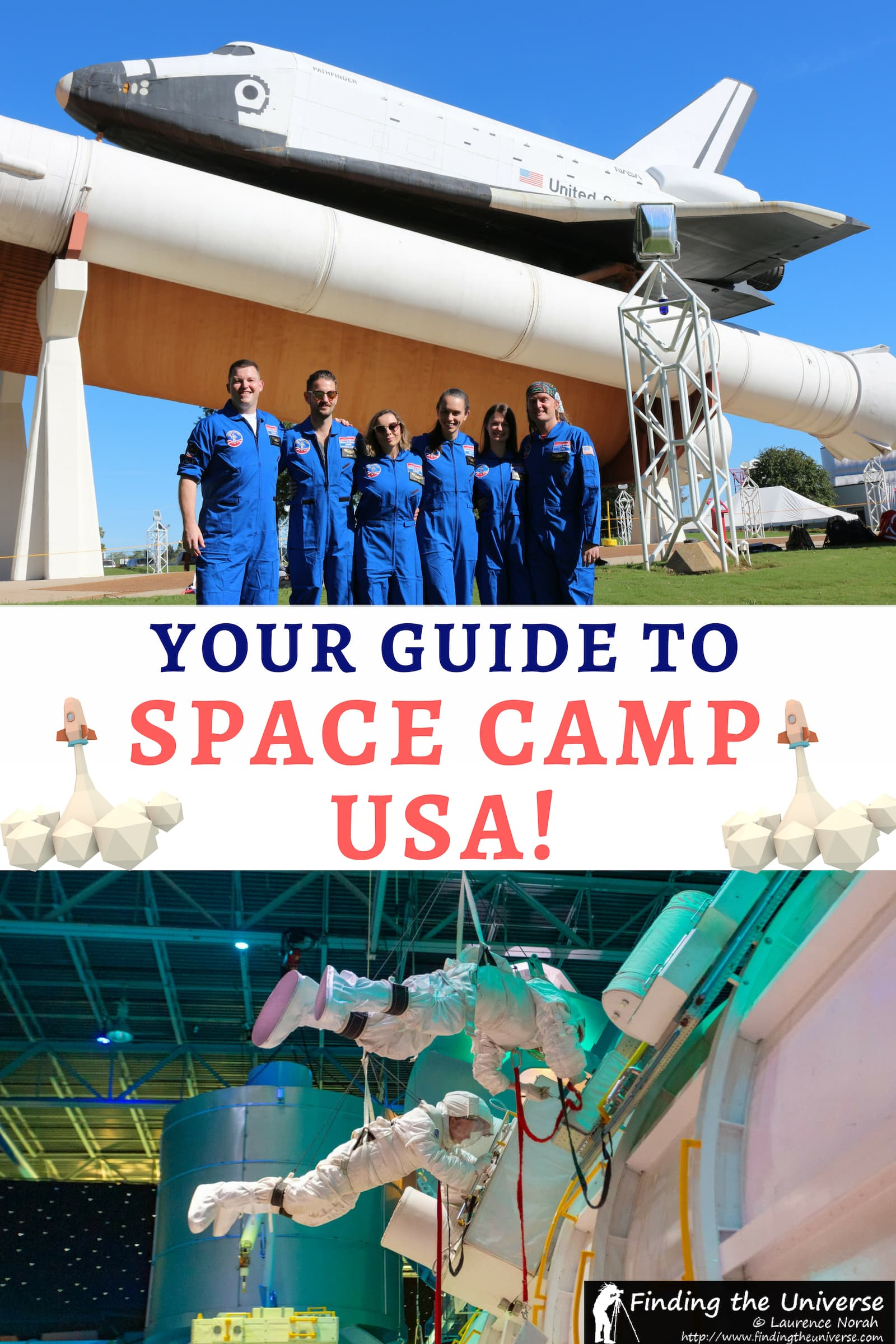 Everything you need to know about visiting Space Camp USA, including what it is, what you get to do, and detailed first hand experiences!