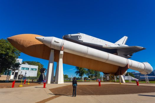 Space Shuttle at Space Camp Huntsville Alabama