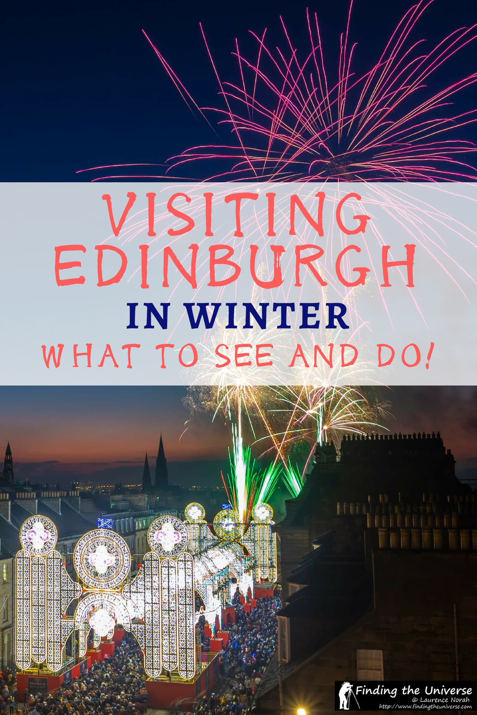 Visiting Edinburgh in winter? This detailed guide has everything you need to know if you're visiting the Scottish capital in winter, from things to do to where to stay!