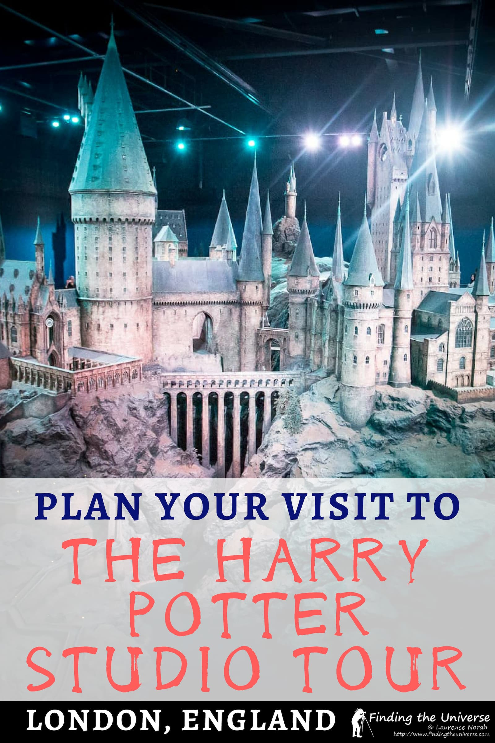 A detailed guide to taking a Harry Potter Studio tour, including how to get tickets, how to get to the Harry Potter studios from London, tour options, and tips!