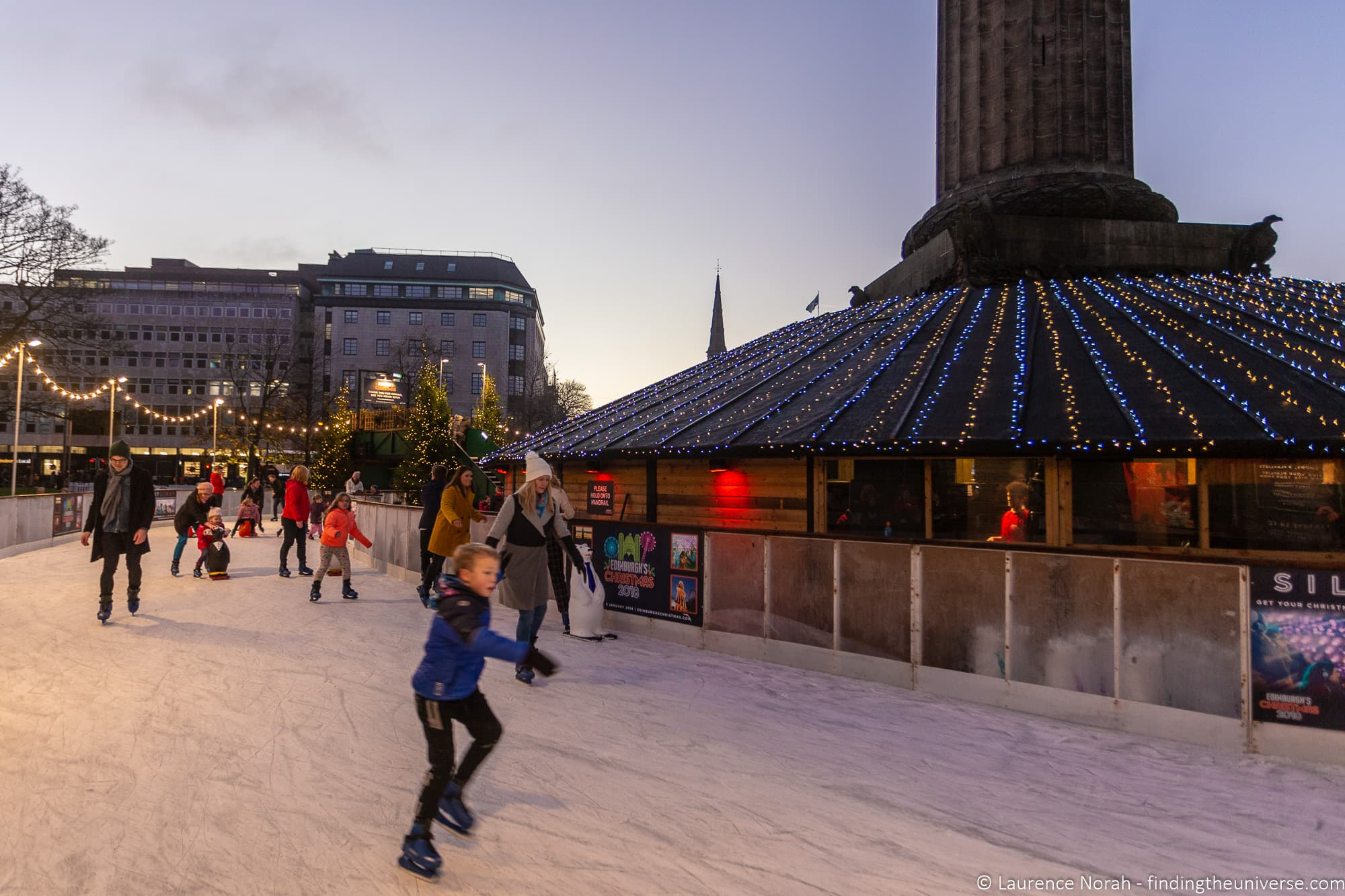 Ice Skating Edinburgh
