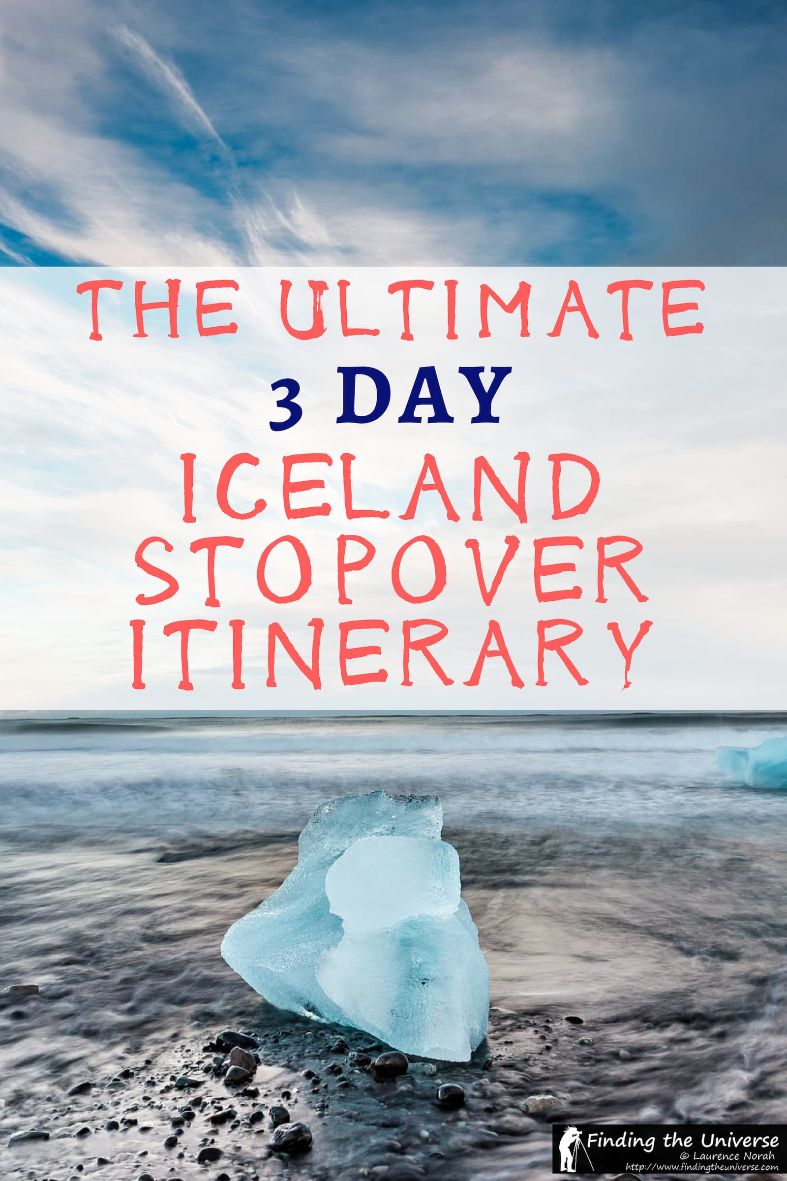 A detailed guide to spending 3 days in Iceland on a stopover. Including a 3 day self drive Iceland itinerary, as well as day and group trips suggestions!