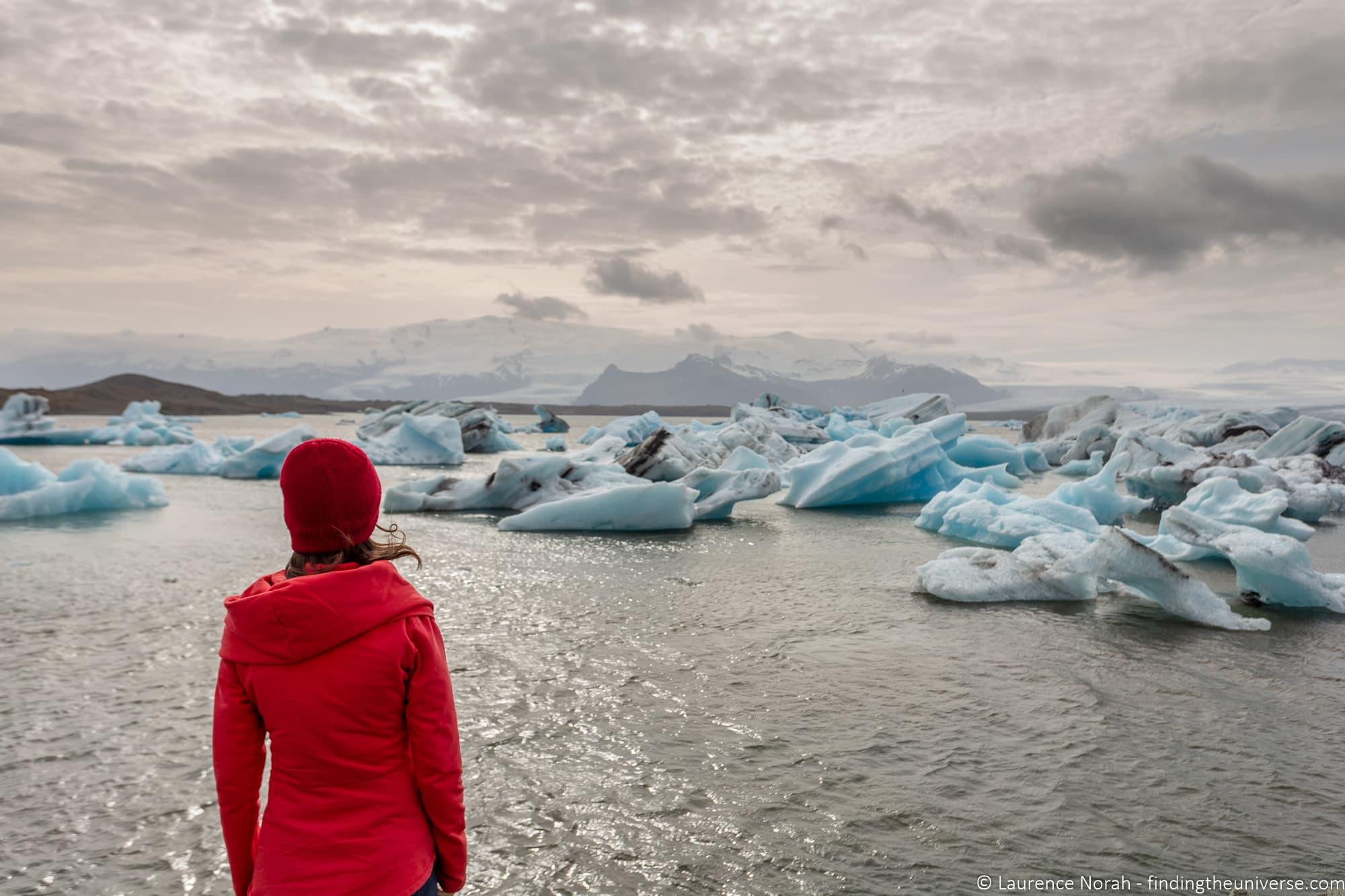 j3 days in Iceland - okulsarlon glacier lagoon iceland