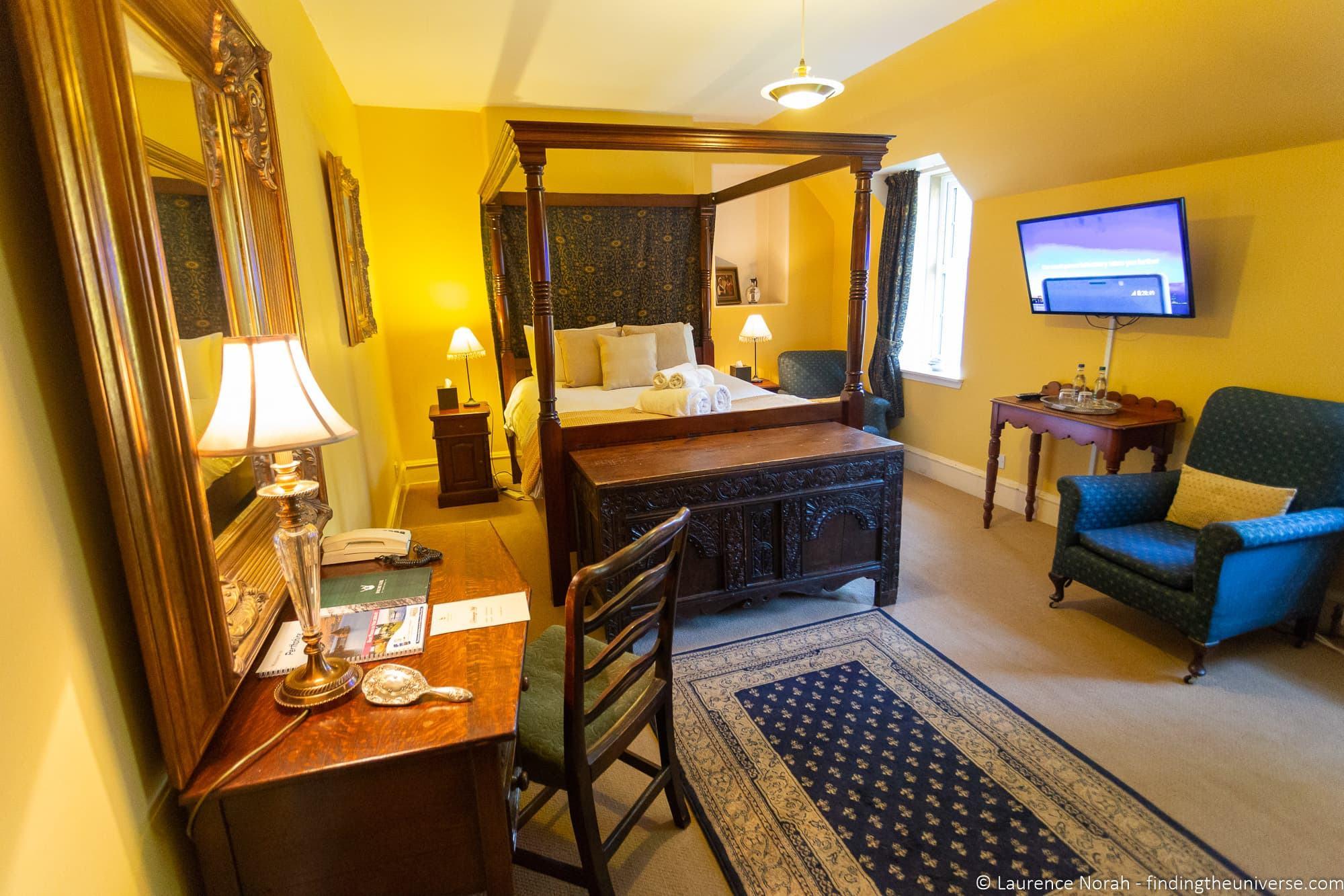 Dalmunzie Castle Hotel
