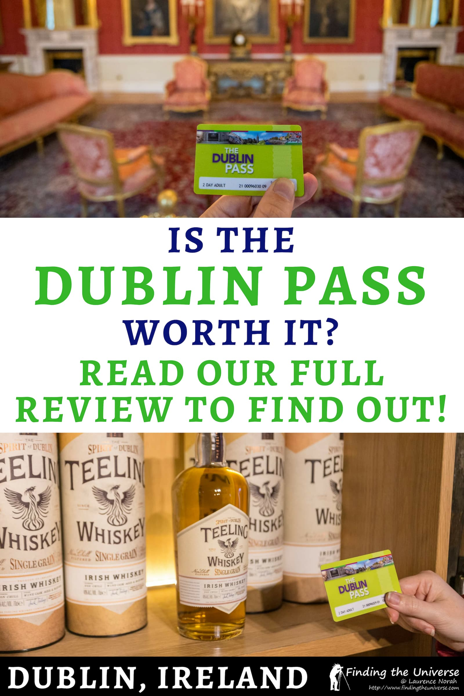 A full review of the Dublin Pass, including a tips on using it, whether it will save you money, and advice on where to buy a Dublin Pass