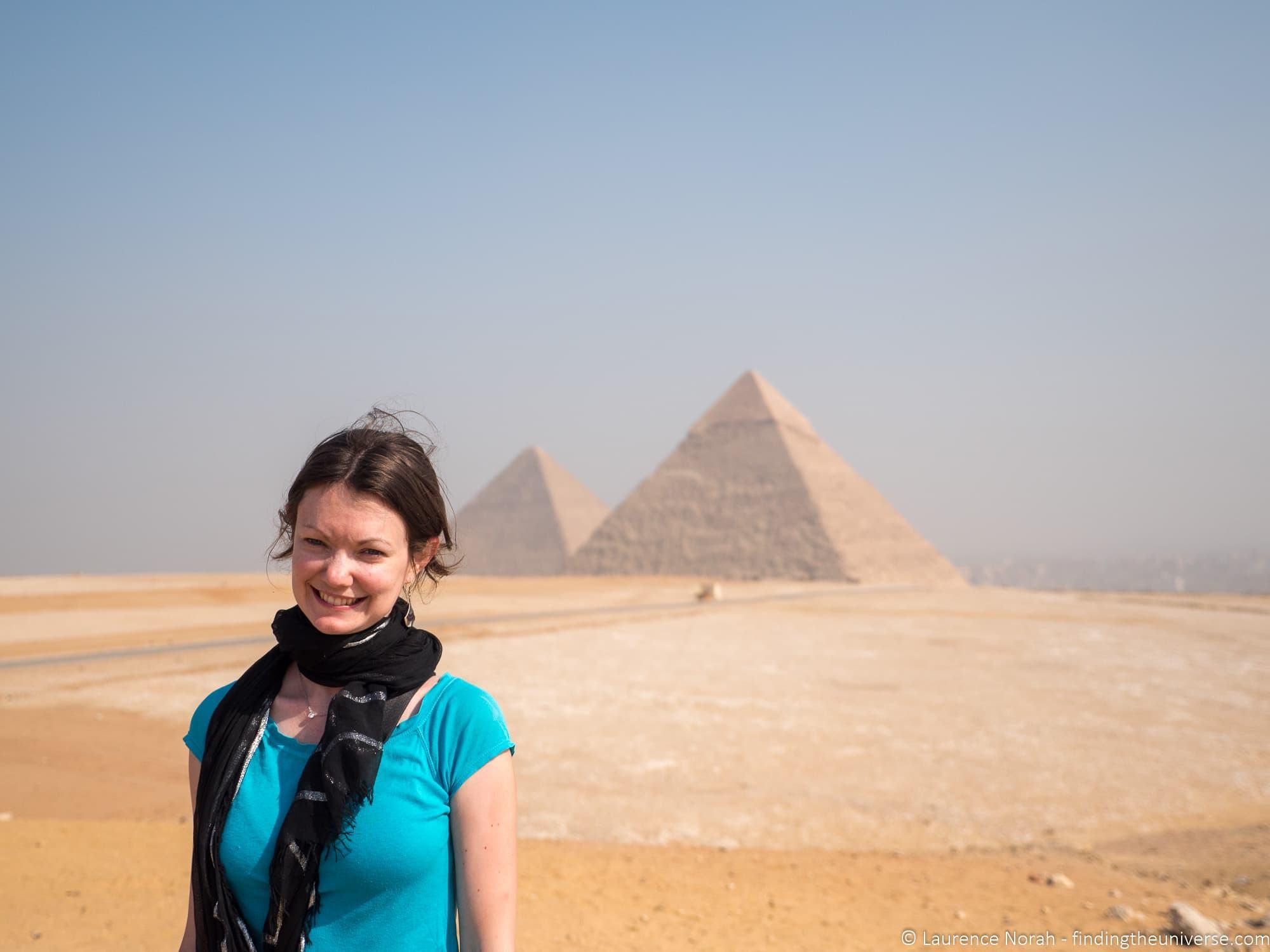 Lens compression pyramids