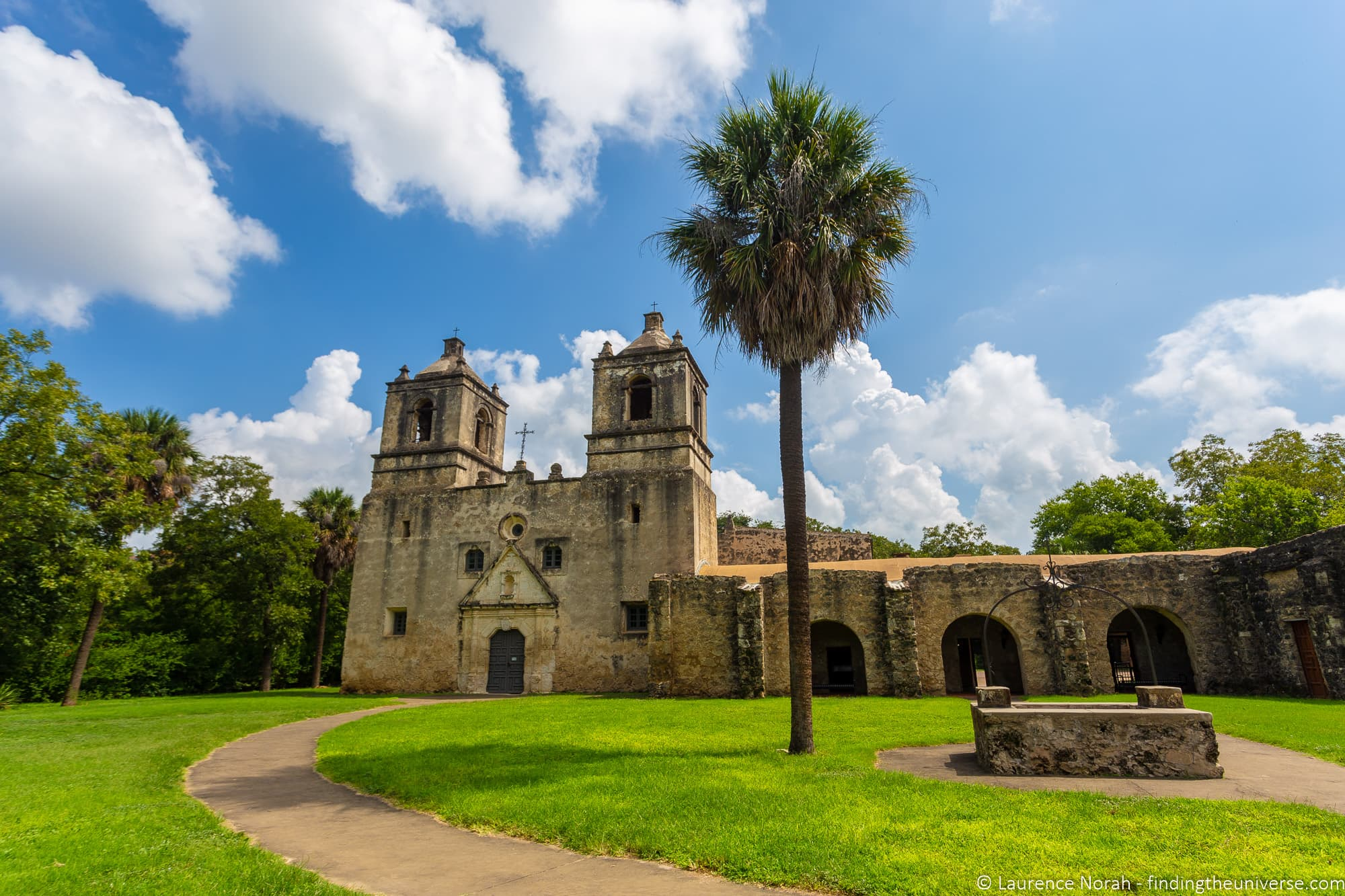 Mission Concepción San Antonio