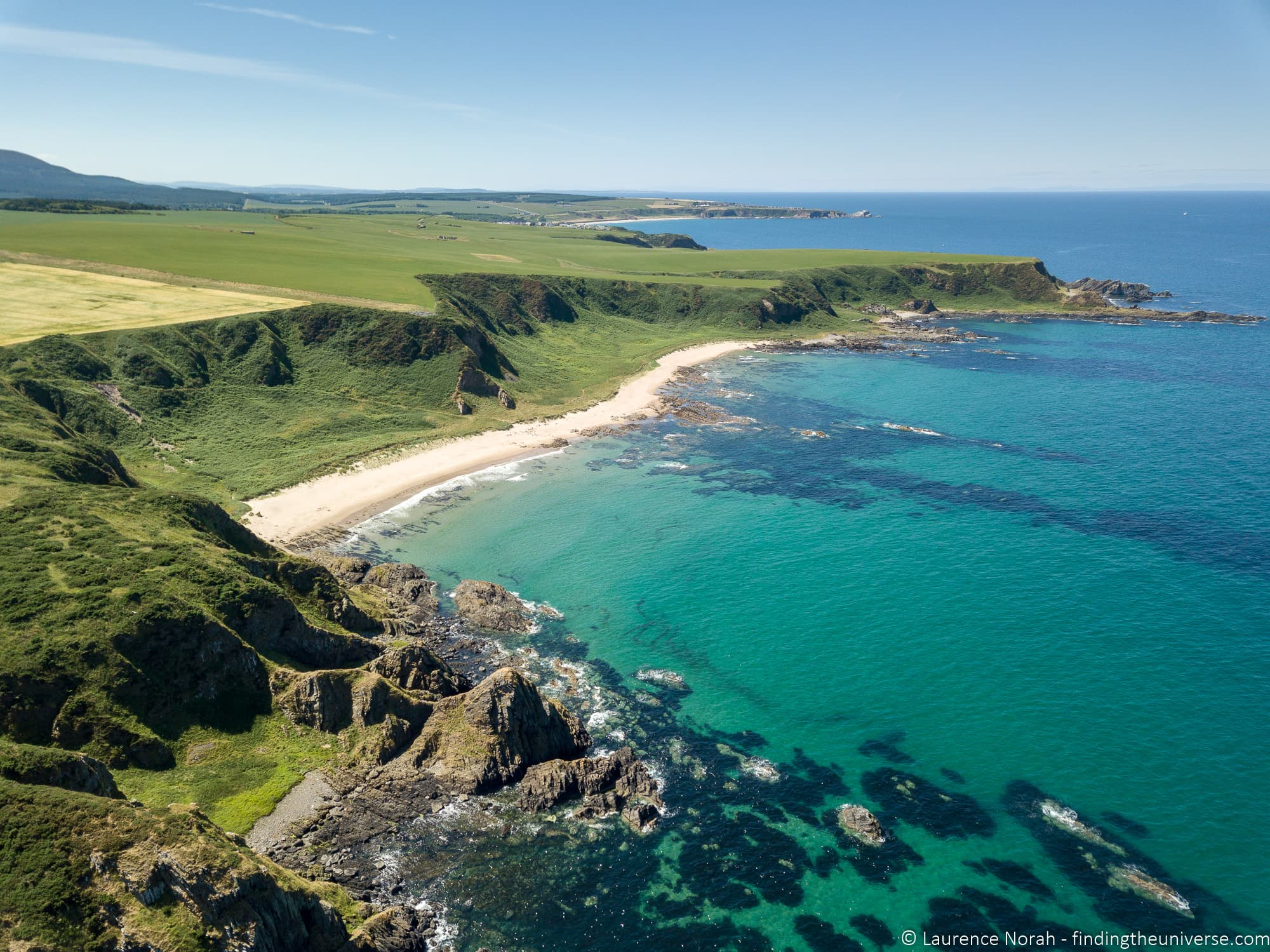 3 day North East 250 Scotland Road trip itinerary
