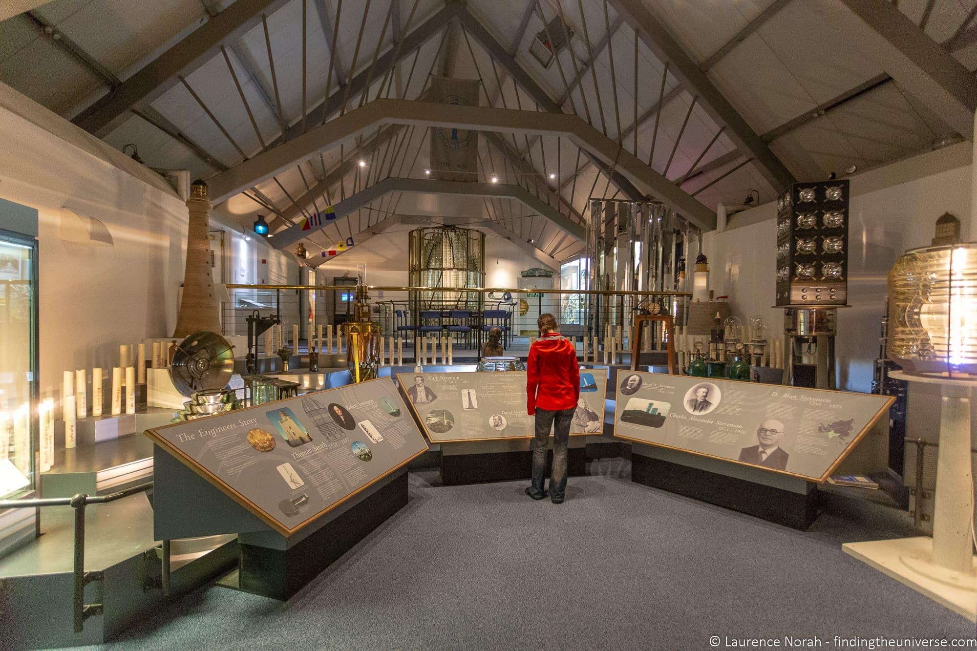 Museum of Scottish Lighthouses