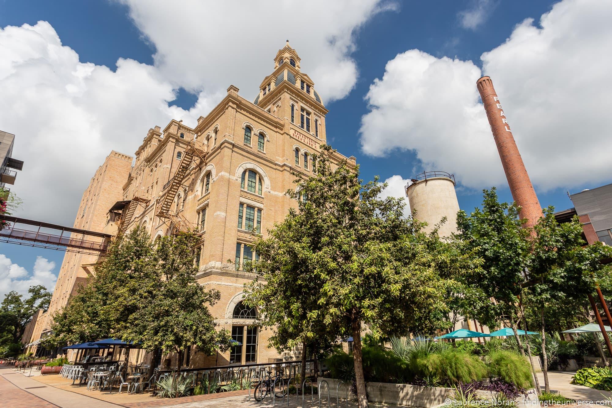 Pearl Brewery San Antonio