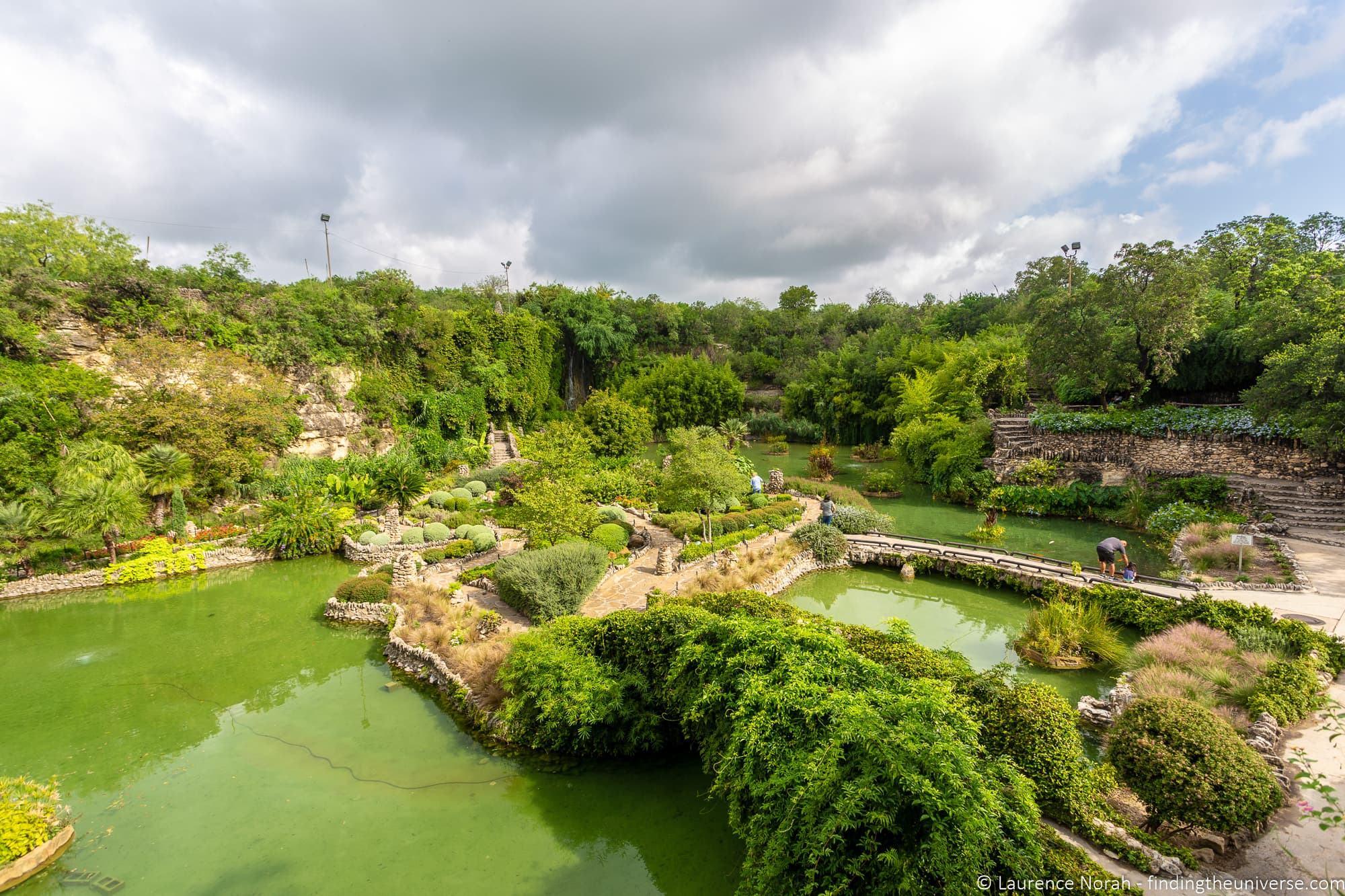 San Antonio Japanese Garden