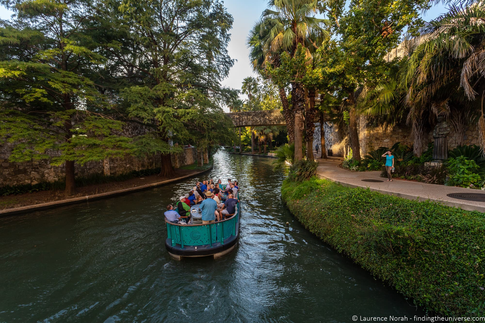 San Antonio River Walk Boat Cruise