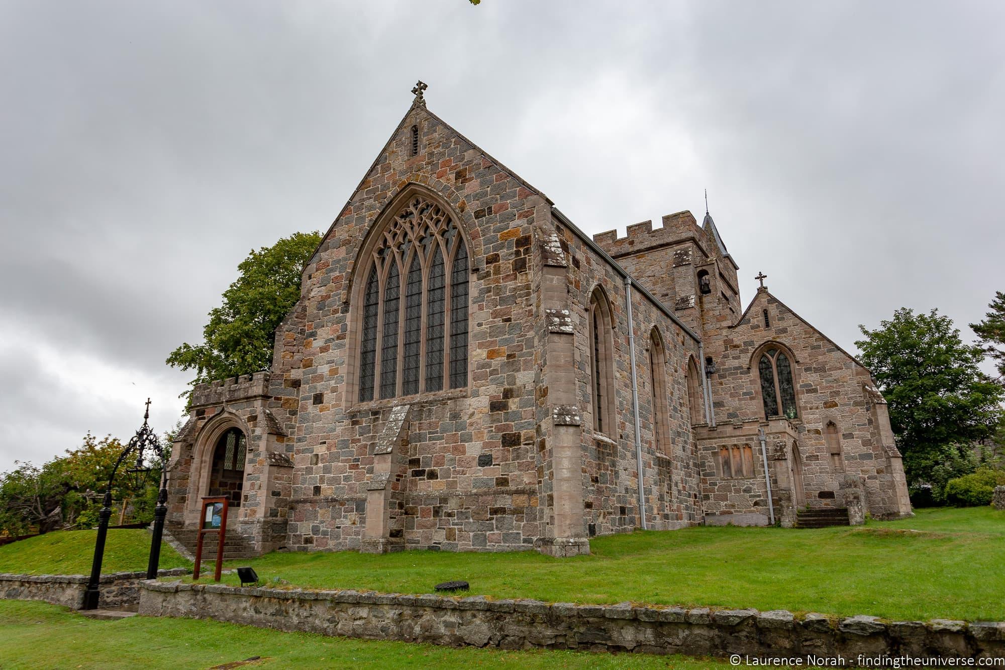 St Margarets Church Braemar