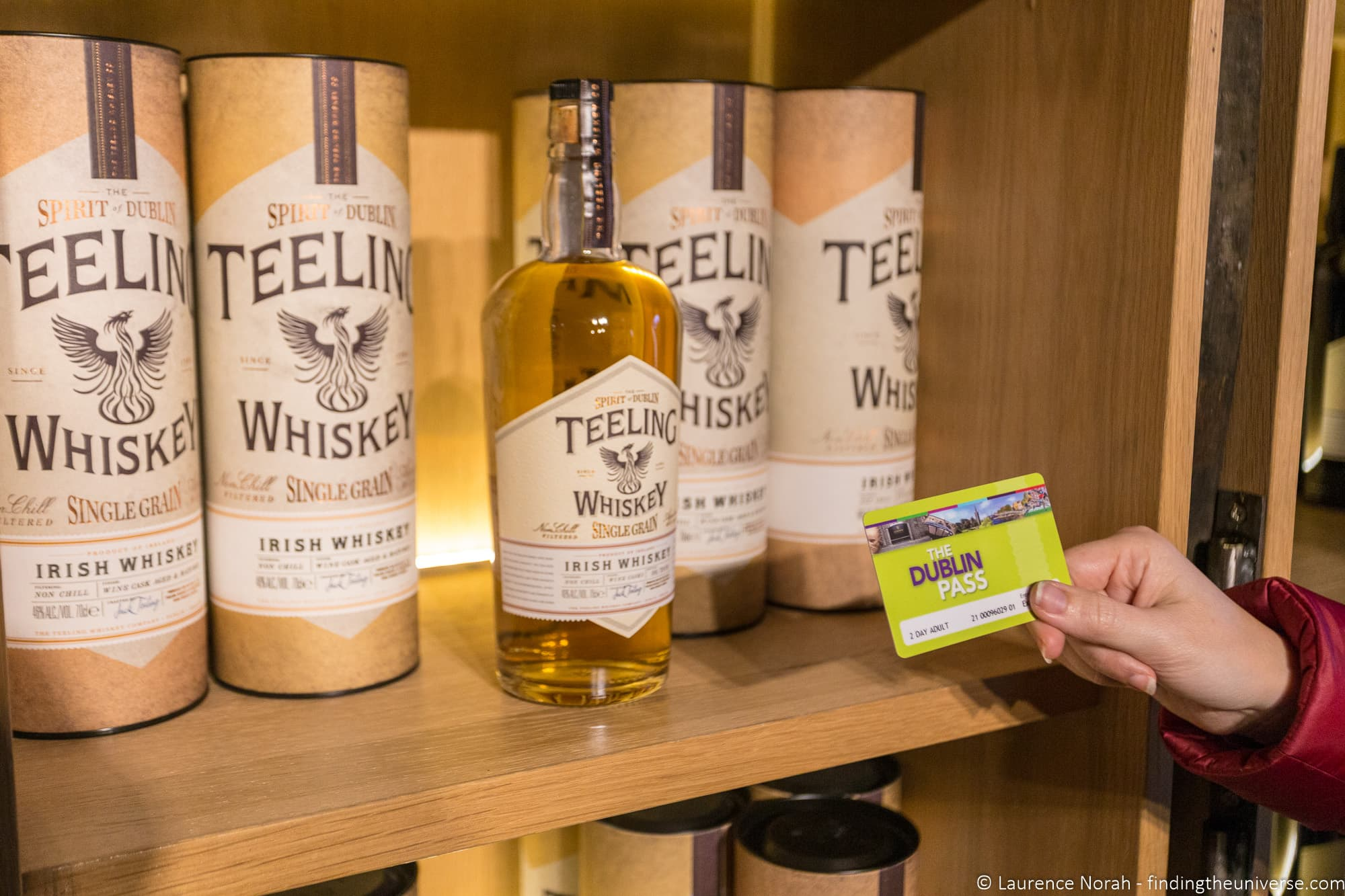 Teelings Whiskey Distillery