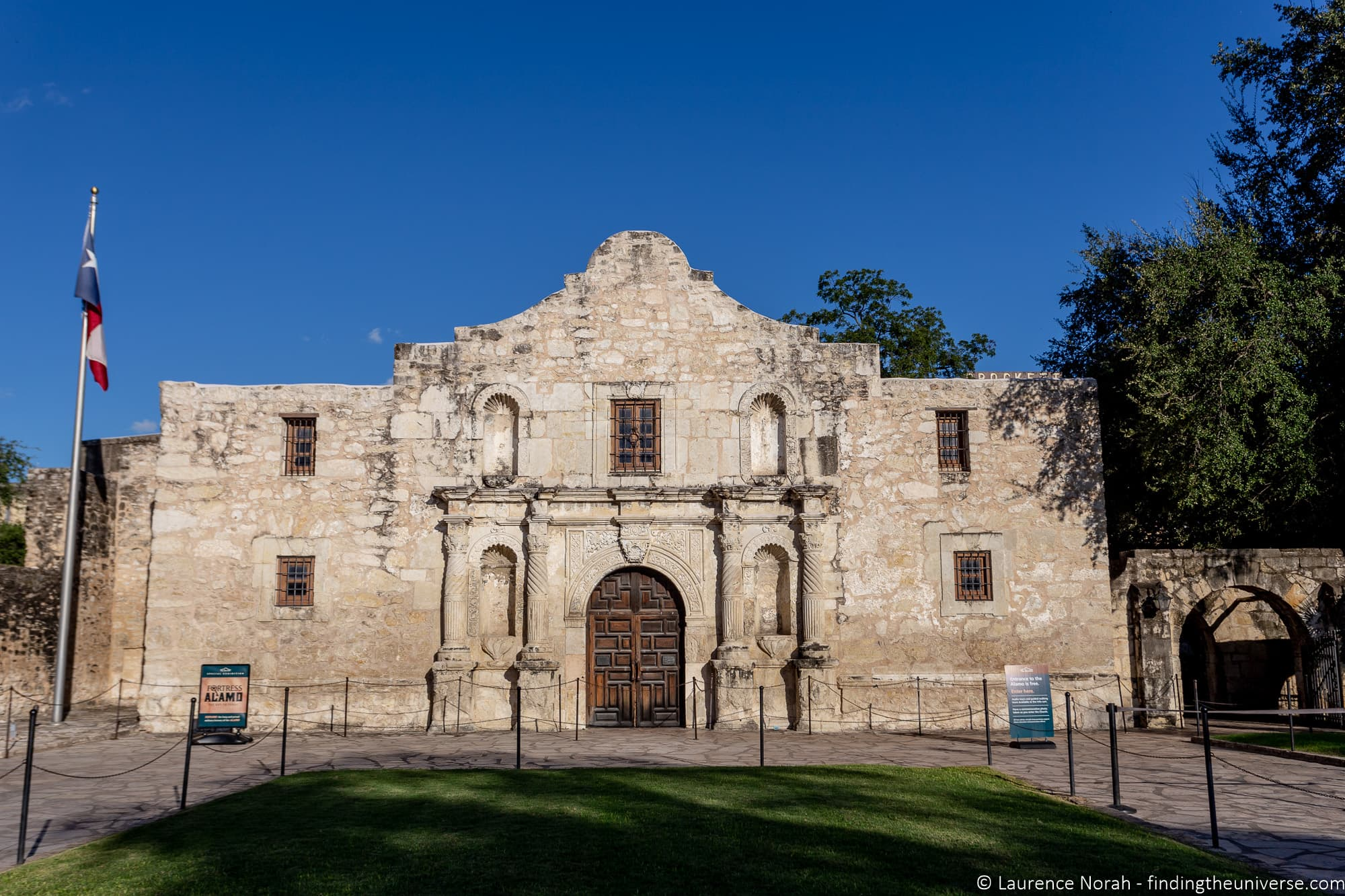 Thing to do in San Antonio - The Alamo