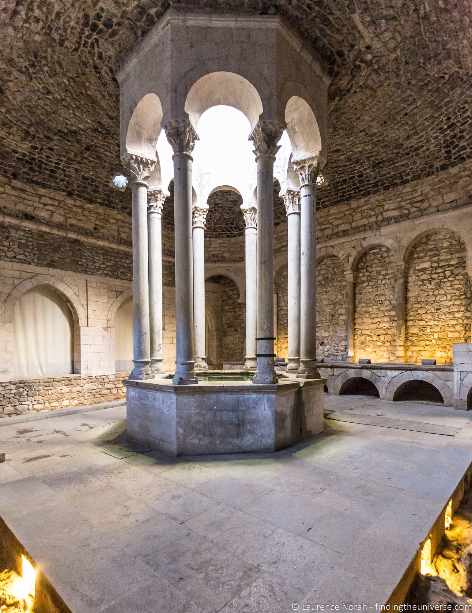 Arabic Baths Girona