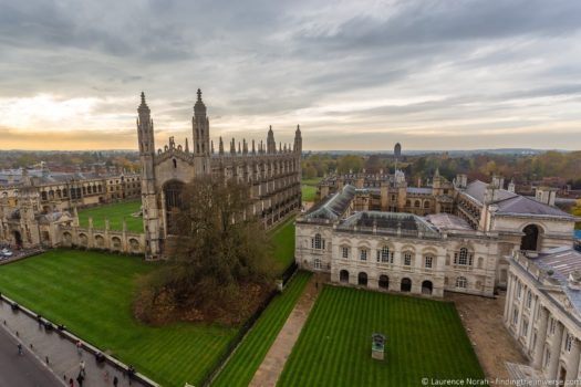 Things to do in Cambridge: Great St. Marys Church Cambridge