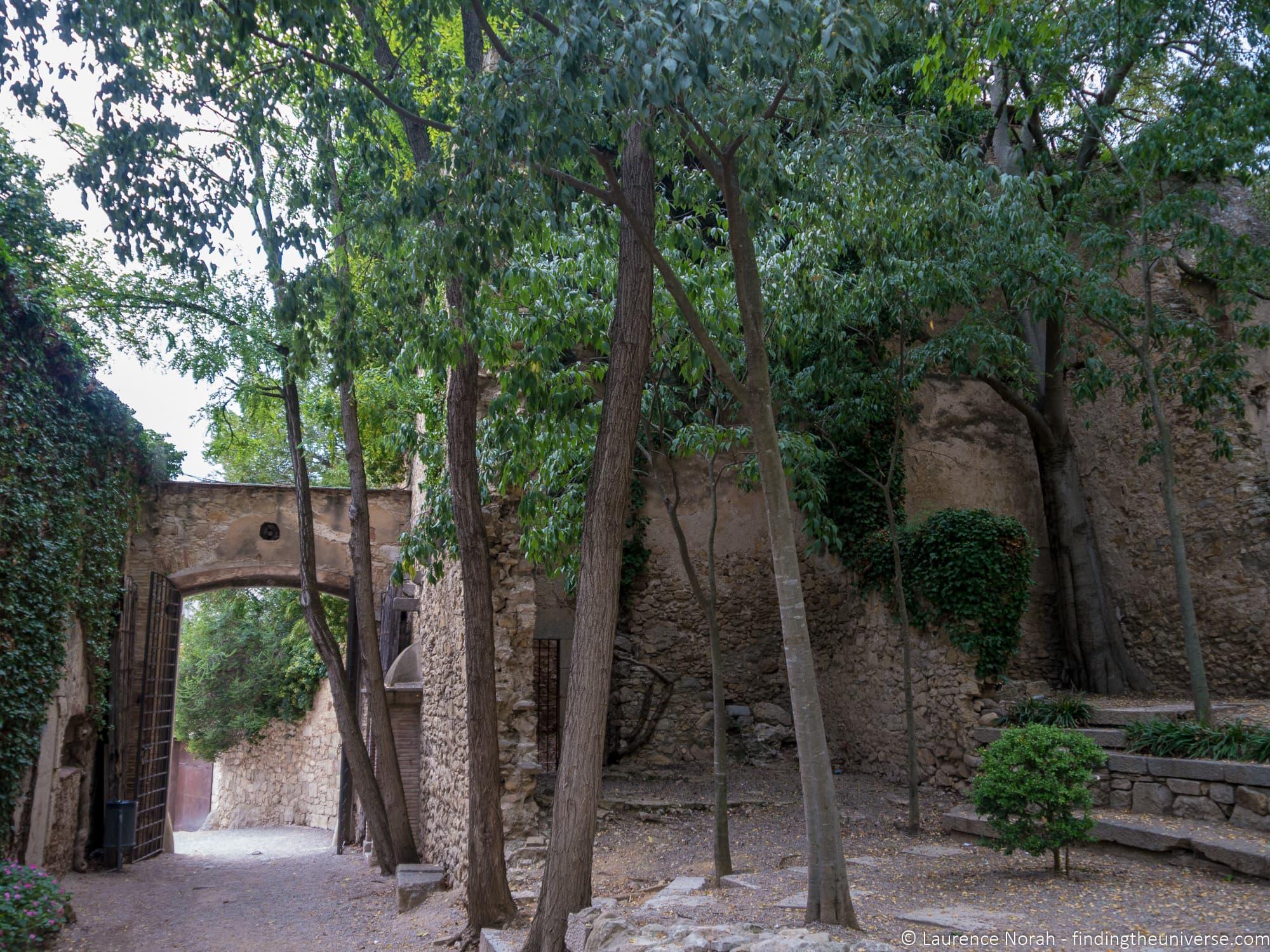 Jardins del Alemanys Girona