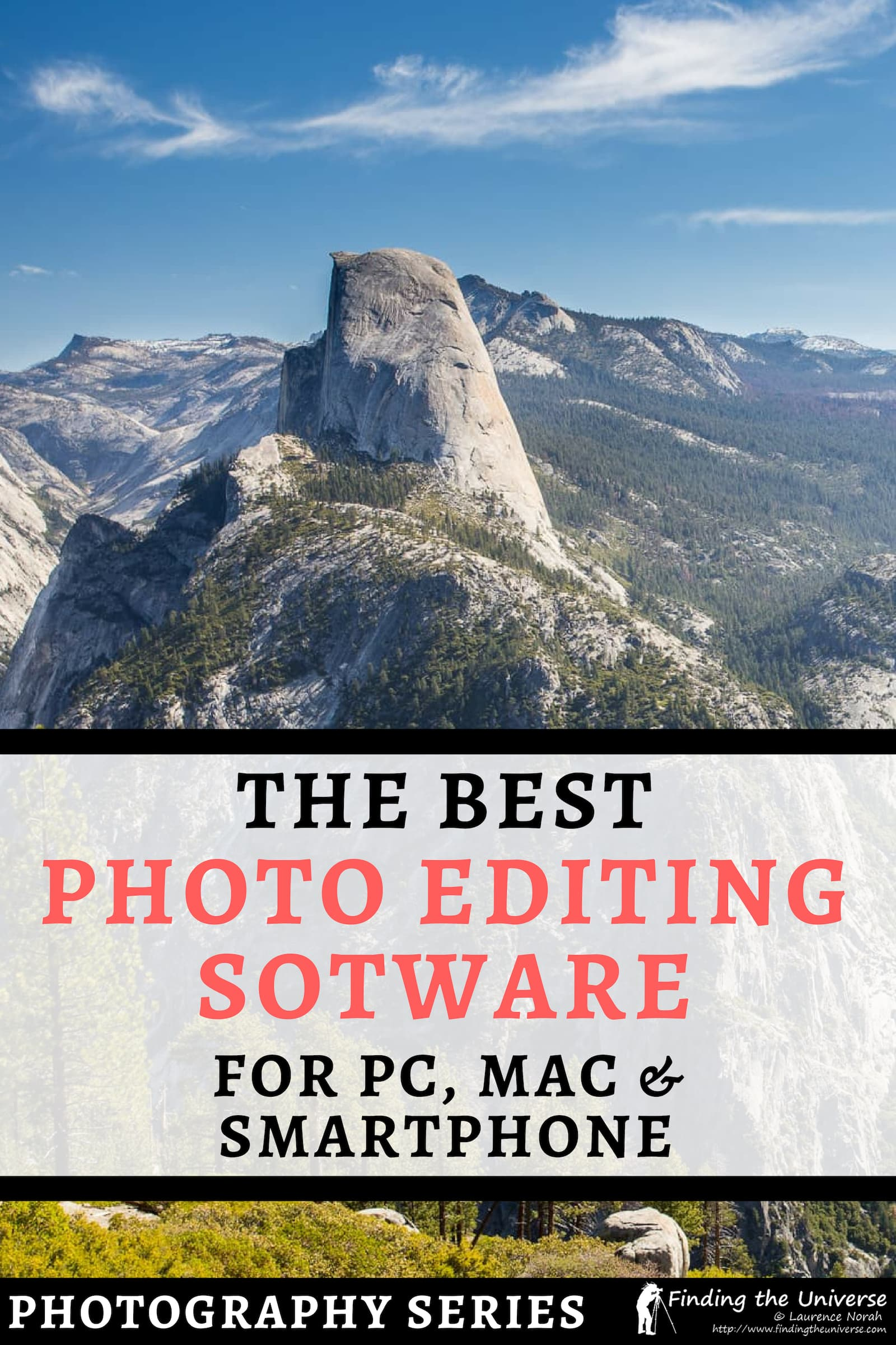 A guide to the best photo editing software and apps available. Includes a wide range of options, from free to paid, for all experience levels