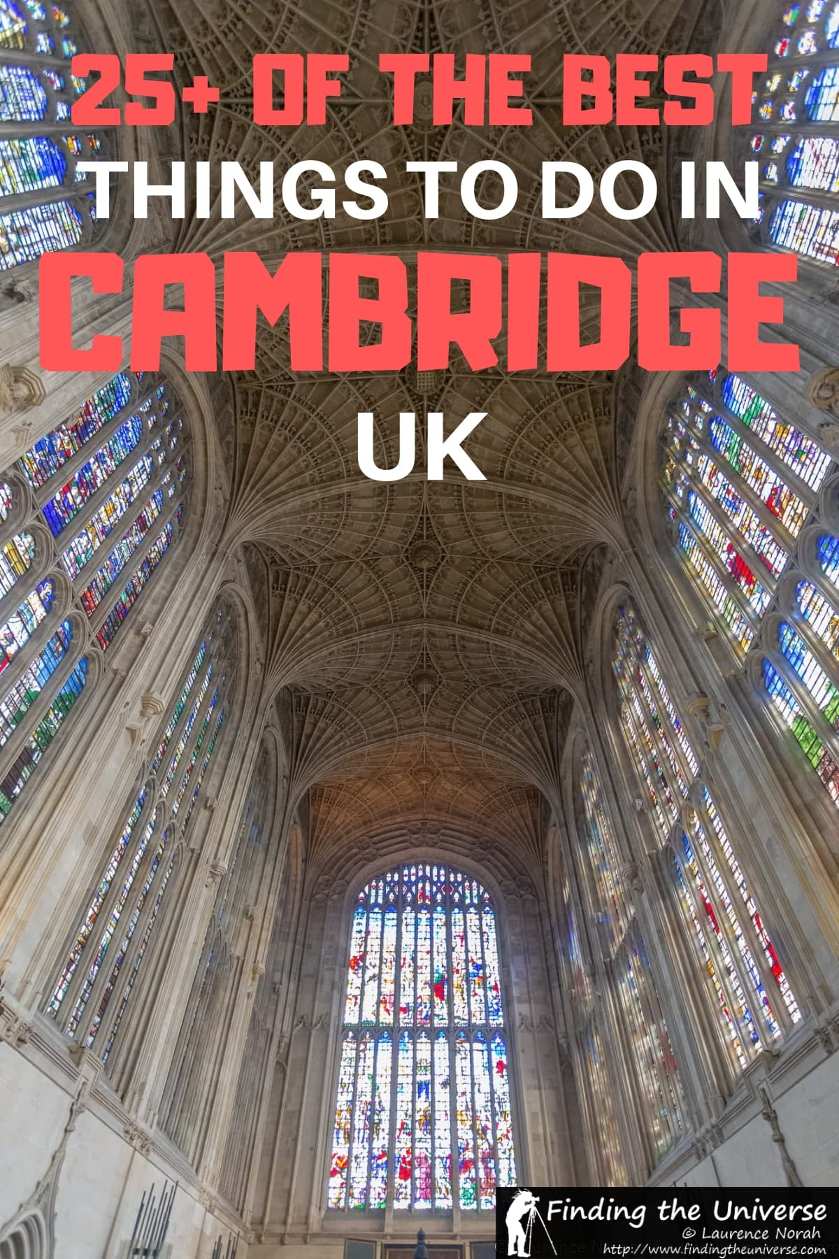 A detailed guide to things to do in Cambridge, including visiting Cambridge Colleges, punting, museums and more! Also has tips on getting here, where to stay and more! #travel #uk #cambridge