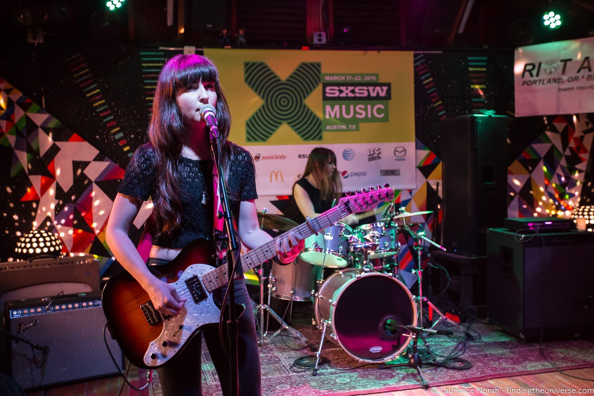 Austin SXSW Music Festival