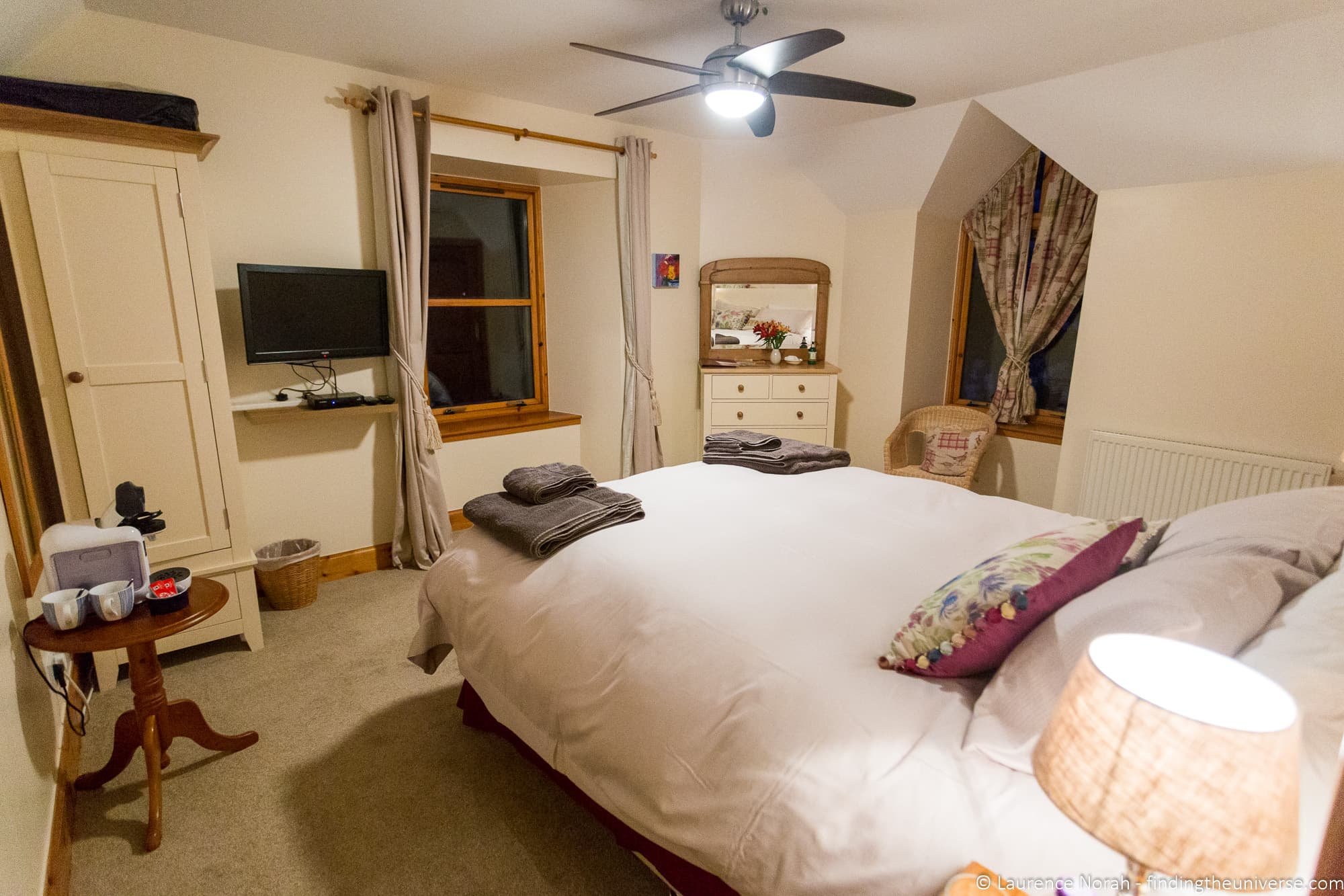 Braemore Square Country House B & B