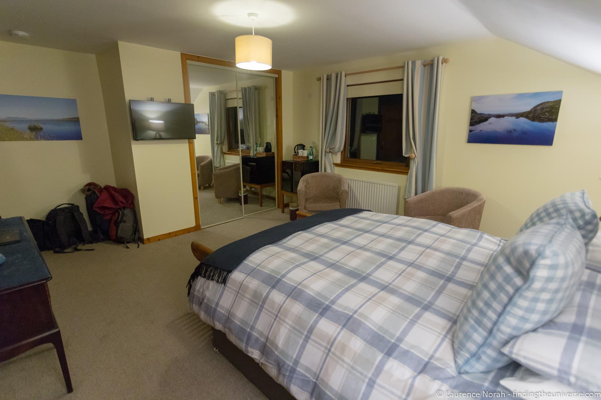 Davar Guesthouse Lochinver NC500 B&B